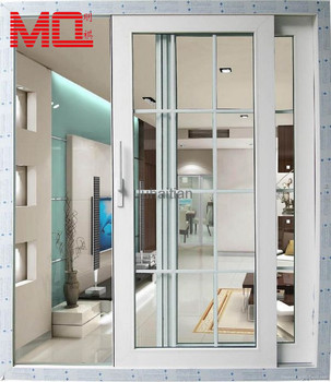 European French Grille Designs Sliding Windows Doors