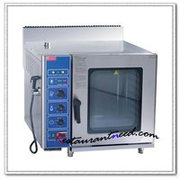 K025 10-Tray Gas Combi Oven Steamer