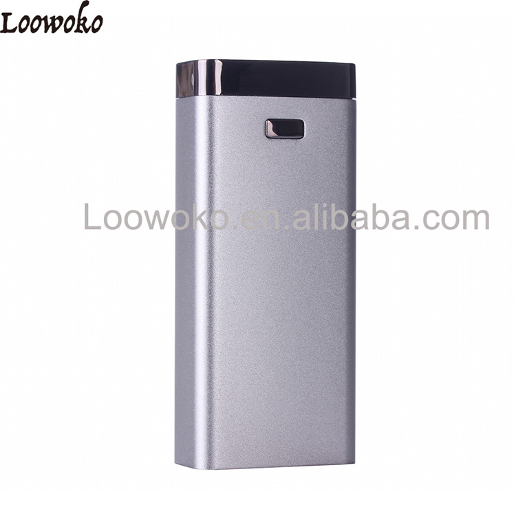 High Quality Mobile Battery Powerbank 5200Mah