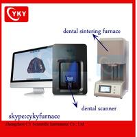 dental 3d scanner / Automatic 3D Dental Scanner / dental cad cam