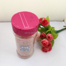plastic spice jar with spice cap