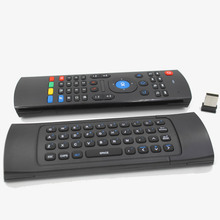 full hd 1080p video fast customization mx3a ir remote control for andriod tv box