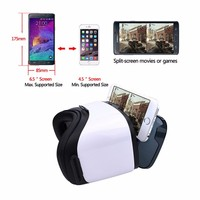 best selling products vr 3d glasses mobile accessory vr box 2.0 for smart phone