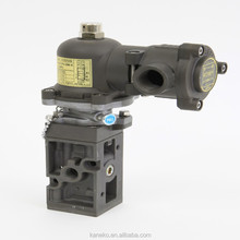 High quality Explosion-proof solenoid valve 220v ac for air