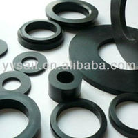 ACM Small Molded Rubber Part Rubber