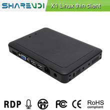 Win 7 Cheap Mini PC Station Thin Client With 4 USB, Net Computer Workstation with 32 bit