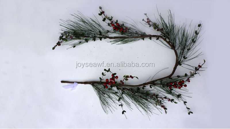 artificial fabric plastic flowers holiday decorations indoor and outdoor garland and wreath plants