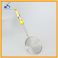 Delicate Stainless Steel Noodle Tools And Strainer Food Colander