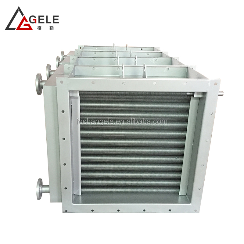 heat exchanger radiator for Kiln Dryer/Vacuum Timber Dryer Radio Frequency