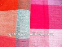 hot sale 100 cotton yarn dyed chambray fabric