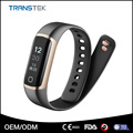 OEM / ODM Swimming water proofing fitness tracker with Bluetooth 4.0