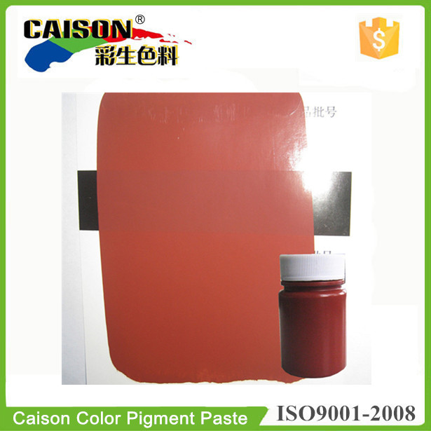 8913 red iron oxide paste with pigment red 101