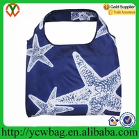 wholesale cheap promotional foldable tote shopping bag