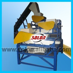 high quality and efficiency almond cracker machine made in china