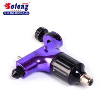 Solong Tattoo Popular Best Quality Electric Rotary Tattoo Machine 4.5w Taiwan Motor Rotary Alloy Wireless Tattoo Machine Gun