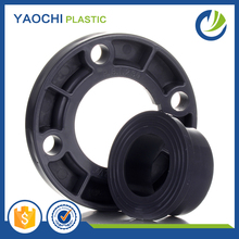pipe and fittings best supplier in China SCH80 standard UPVC plastic flange