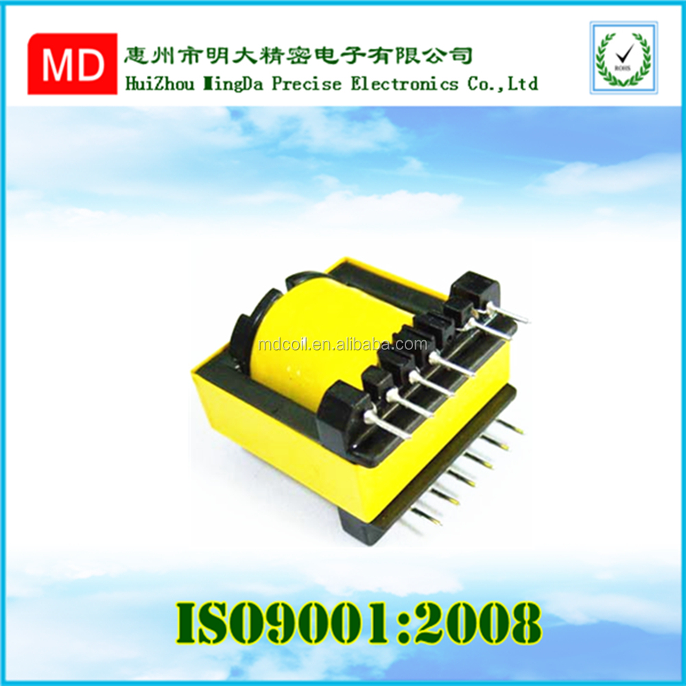 High frequency electrical transformer 12v dc noise filter