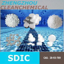 [Here] Sodium dichloroisocyanurate tablet SDIC for swimming pool water