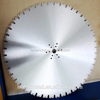 Professional manufacture 600mm 24 concrete saw blade