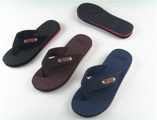 Cheap summer factory manufacture beach flip flops unique slippers for men