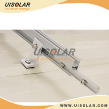 PV Solar Structure Components Rail Splice