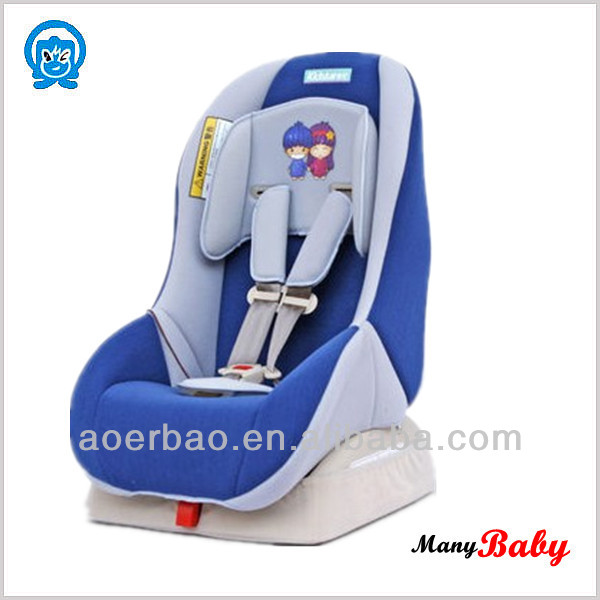 2015 Newest design cheapest car seat for children /baby car seat with safe belt supplier