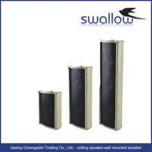 High quality outdoor column speaker active PA system