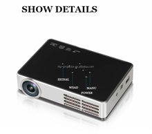 Mobile Phone Projector Android Mini Portable LED Projector