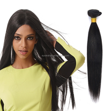 New arrival unprocessed Indian virgin remy 100 human hair yaki kinky straight weave