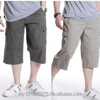 Plus Size Three Quater Pants RM 7.50