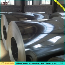 Full Hard Regular Spangle Zinc 275g Galvanized Steel Coil / GI From Shandong