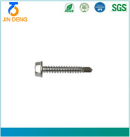 Hexagon Pan Washer Head Self Drilling Screw