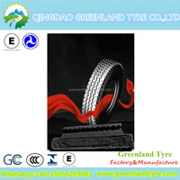 Tubeless truck tire 385 / 65R22.5 for trailers and the steering wheels with New Radial Truck Tyres Manufacturer