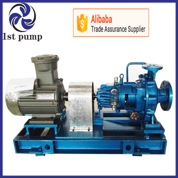 API 610 Stainless Steel 316 Petroleum Chemical Process Nitric Acid Centrifugal Pump