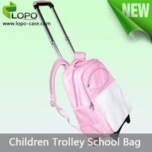 Trolley Kids School Bag with make your own designed Sublimation Print