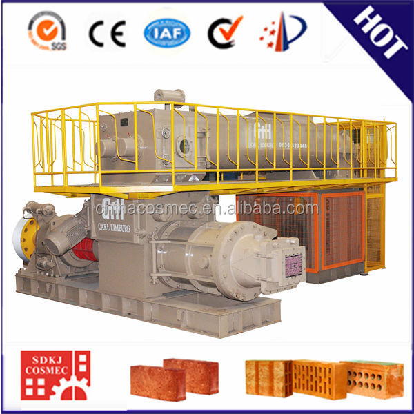 Hot sale VP70 China leading sintered automatic mud brick making machine for sale