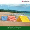Beach Tent/Outdoor Sun Shelter/Beach Sun Shade Tent