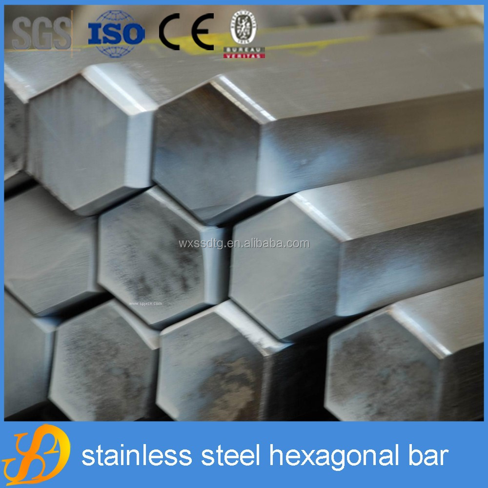 Japanese standard 316 stainless steel hexagon bar for balcony railing prices