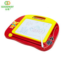 Kids Educational Toys Reusable Magic Writing Boards Plastic Drawing Board