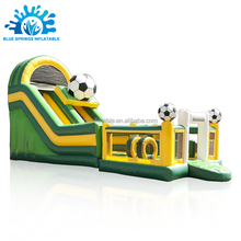 Blue Springs Factory 0.55mm PVC Inflatable Slide Combo with Bouncer