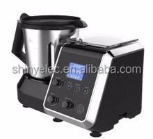 SF506 Multi-function robot de cuisine cooking machine soup maker with scale as thermo cooker