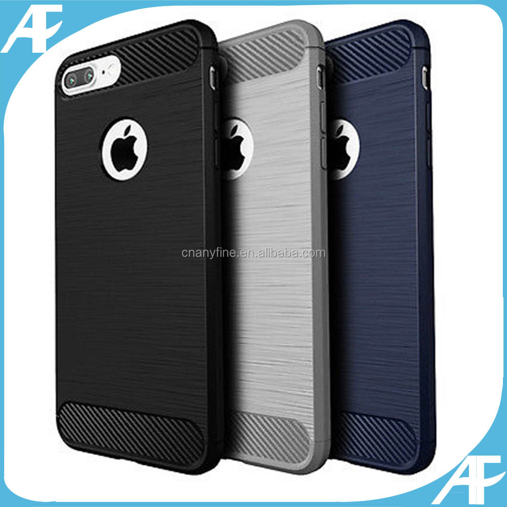 Luxury Hybrid Rugged Matte Shockproof Back Case Skin For Apple iphone 7 7plus