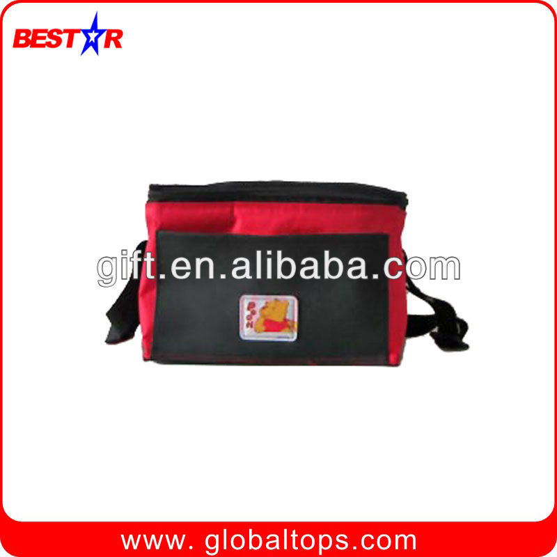 Promotional waterproof outdoor bottle disposal cooler bag
