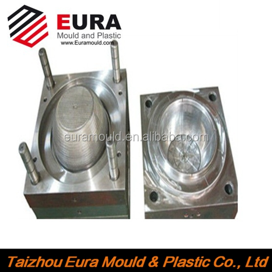 High quality little basket mould