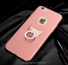 Beautiful PC phone case for iphone 5s/SE with protected ring and armor defender protective case