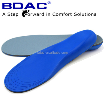 Removable sweat proof athletics shoe insole cut to size shoe insoles