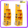 Eco-friendly Material Elegant Design supermarket 4 tiers promotion display automatic for toys electric