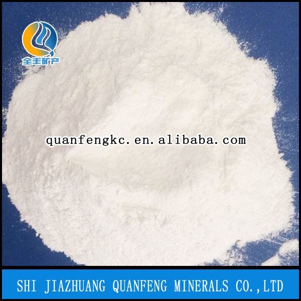 Pure precipitated micronized limestone light calcium carbonate in China