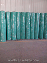 Non woven fabric Non woven felt with PE coated (paint felt paint mat)