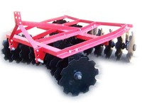 Wholesale High-Ranking tractor opposed disc harrow 24 disc